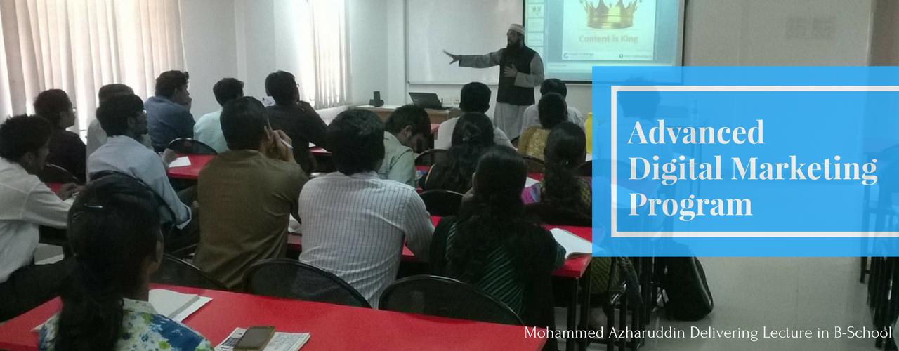 advanced digital marketing course, digital marketing course, digital marketing training in hyderabad