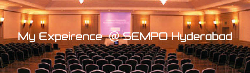 My Experience @ SEMPO Hyd
