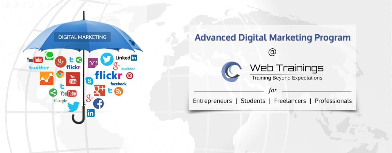 Best Digital Marketing Training Institute In Hyderabad Online