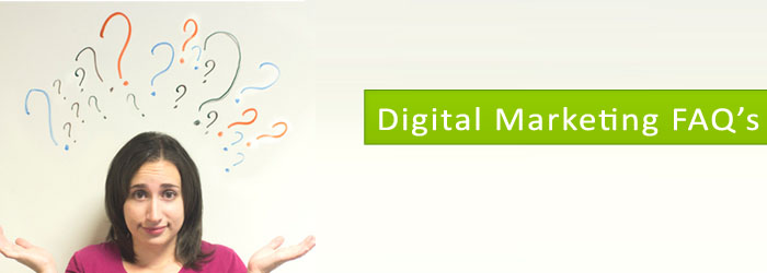 Digital Marketing Course FAQ's – Common Questions on Digital Marketing