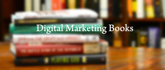 Recommended Digital Marketing Books