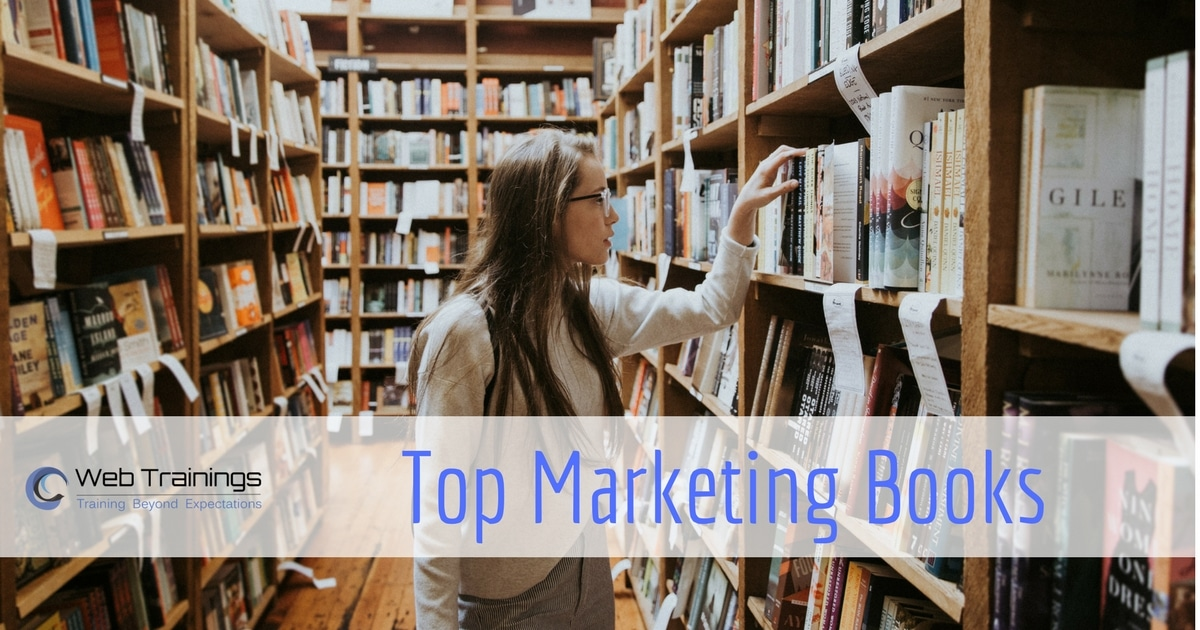Top 10 Digital Marketing Books & Marketing Strategy Books (2018)