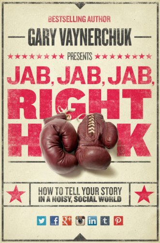 jab jab jab right hook social media book
