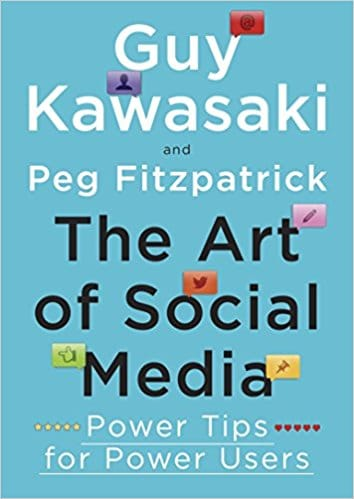 art of social media book