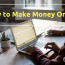 How to Make Money Online with Digital Marketing