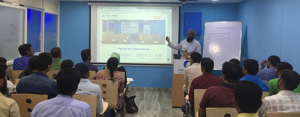 Best Digital Marketing Course Training in Hyderabad with Placements