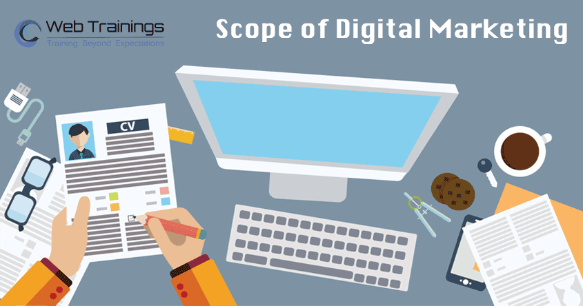 What is Scope of Digital Marketing in India ?