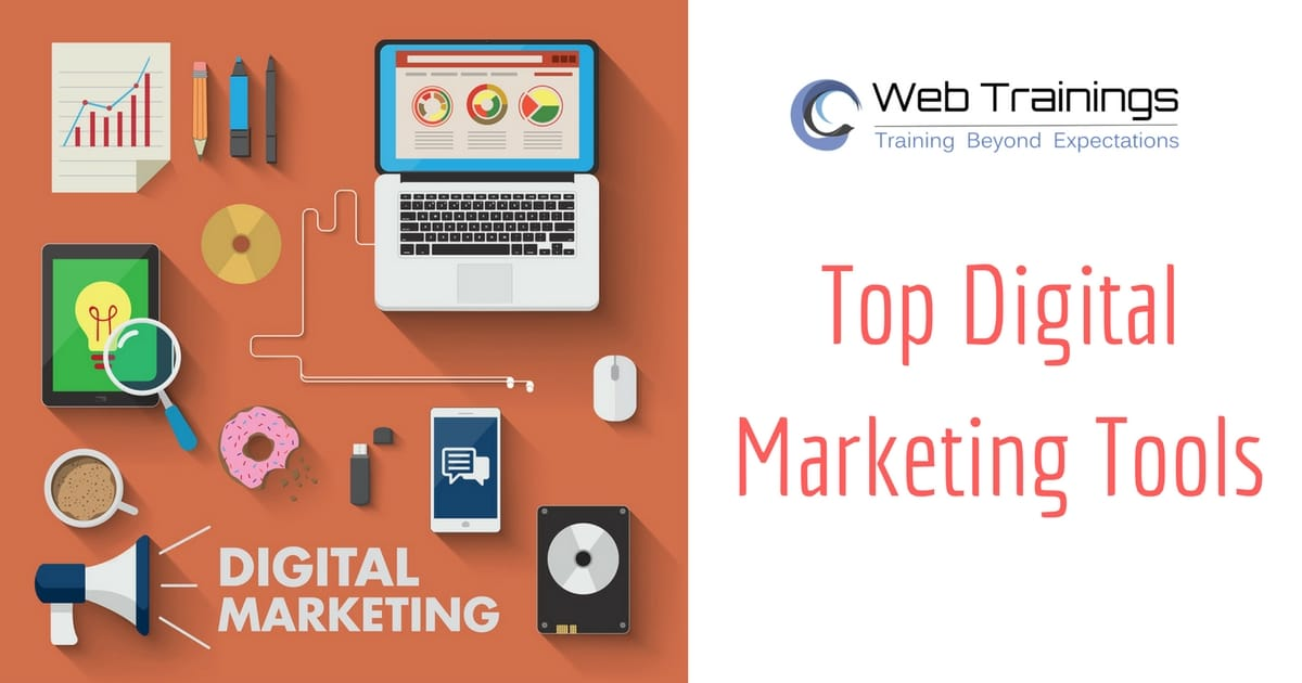 Top Free Digital Marketing Tools – 2018