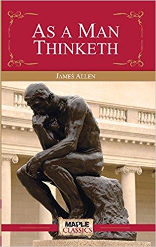 As the man thinketh book