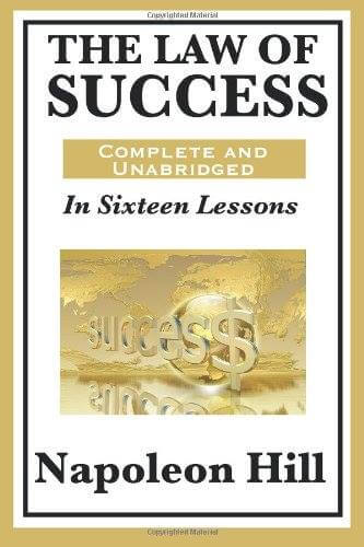 law of success book