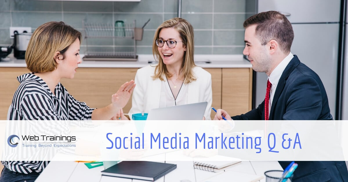 Top 20 Social Media Marketing Interview Questions [2020]