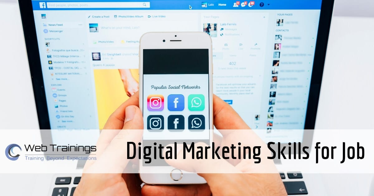 Digital Marketing Skills every Marketer should develop