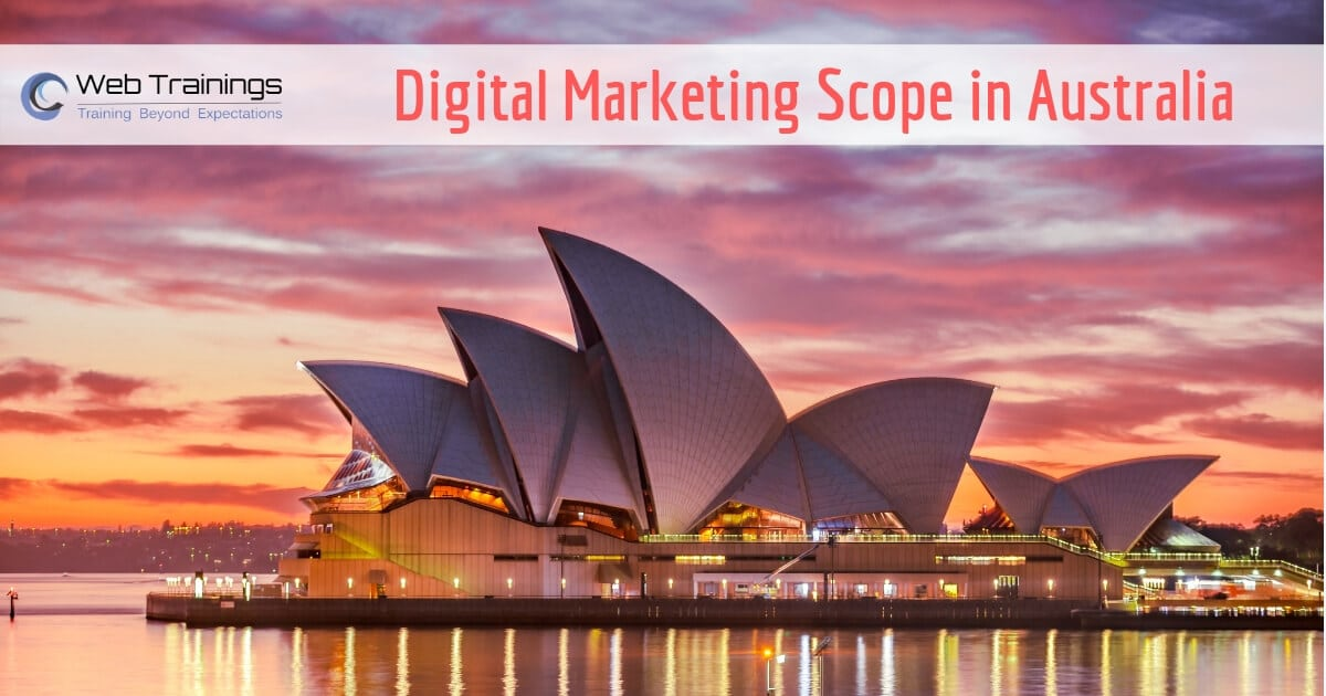 Scope of Digital Marketing in Australia – Digital Marketing Jobs