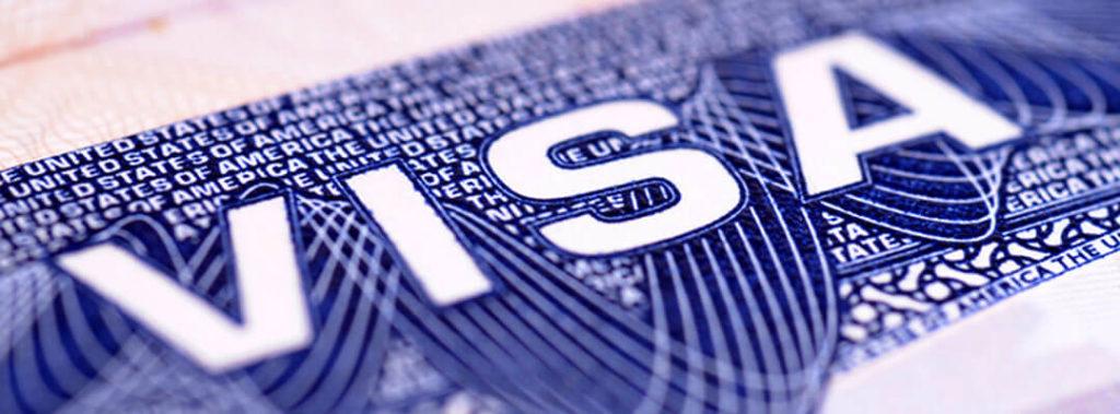 Visa process in USA