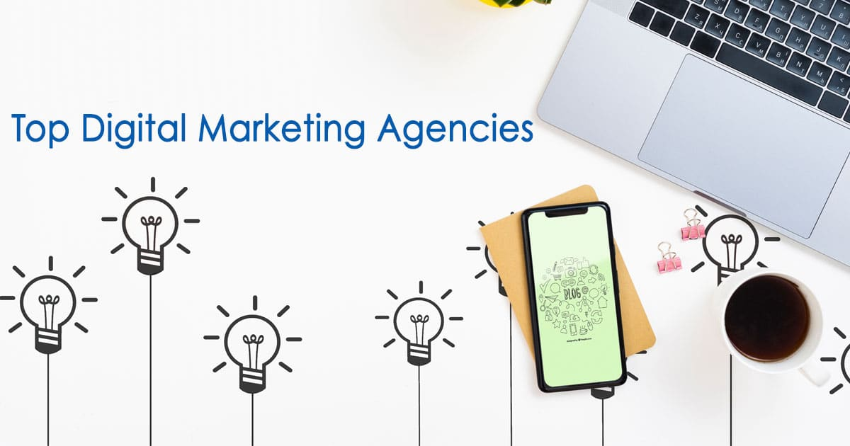Top Digital Marketing Agencies in Hyderabad