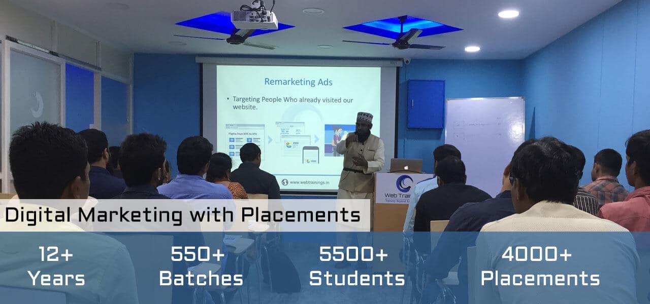 digital marketing course in hyderabad, digital marketing training