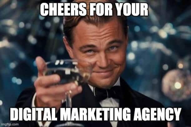 digital marketing agency meme