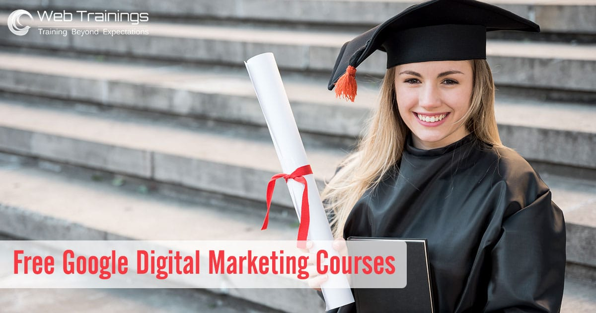 Free Google Digital Marketing Certification Courses