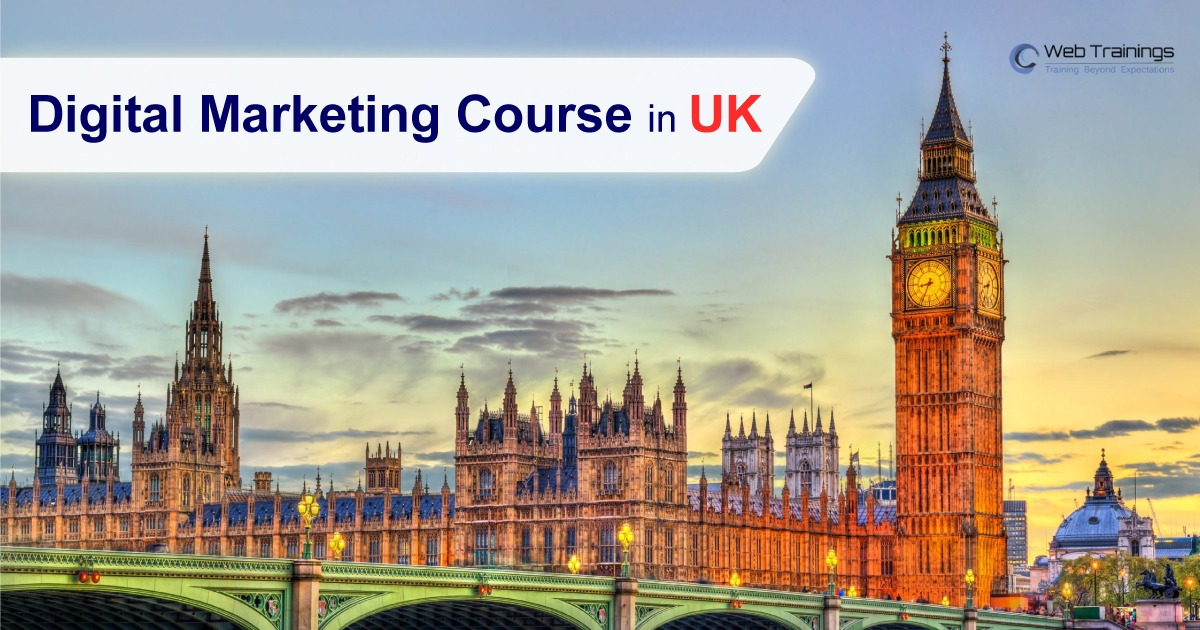 Digital Marketing Course in UK